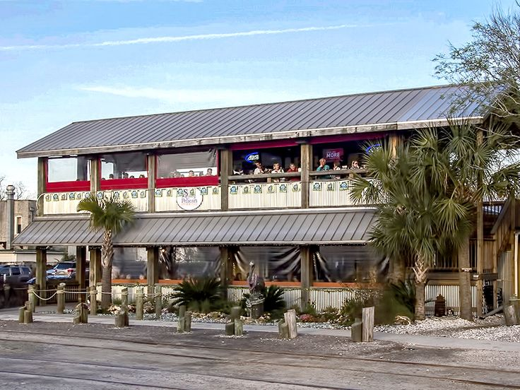 Eat & Drink: The Salty Pelican Bar and Grill, $2 Taco Tuesdays