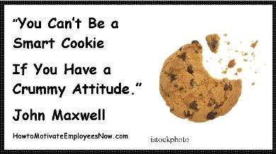 Motivation Quotation by John Maxwell. Attitude is a significant factor in employee motivation