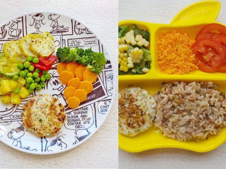 Receita é perfeita para oferecer refeições mais saudáveis para as crianças. Fácil e prática de fazer, o hamburguinho de frango também pode ser congelado.