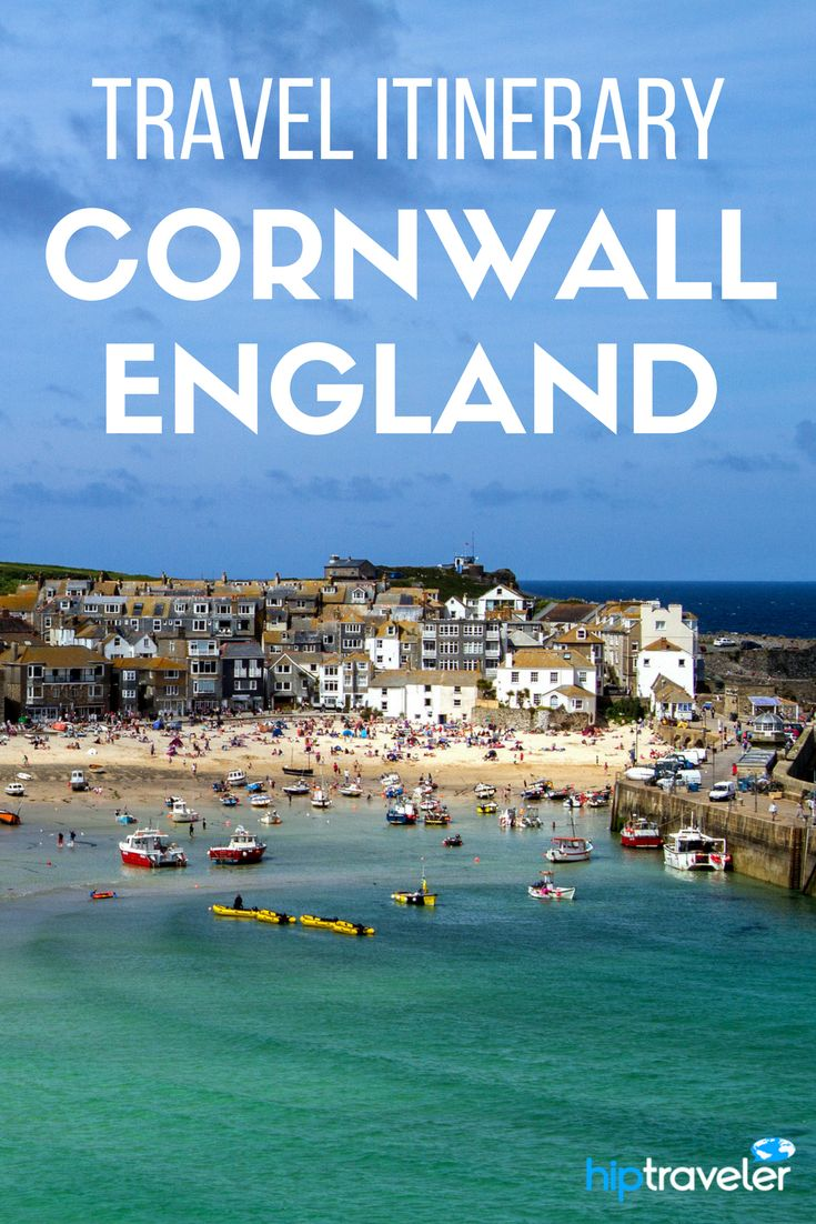 Tips for exploring Cornwall's rugged coastline via the South West Coast Path, including stops at St Ives Bay, Godrevy Lighthouse and Wheal Coates. Travel in England. | Blog by HipTraveler: Bookable Travel Stories from the World's Top Travelers