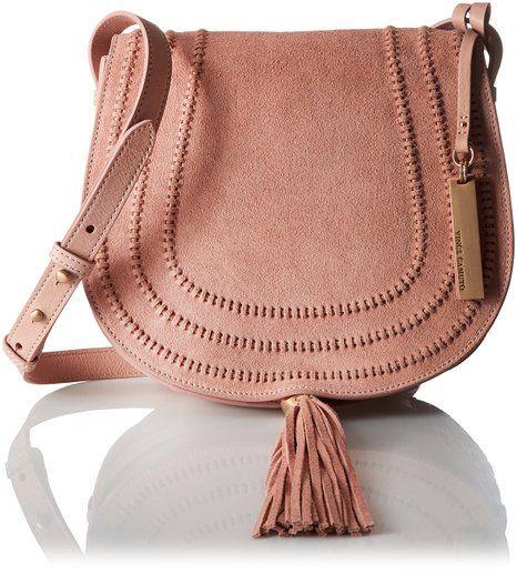 Vince Camuto Izzi Flap Crossbody Bag, Garden Rose, One Size