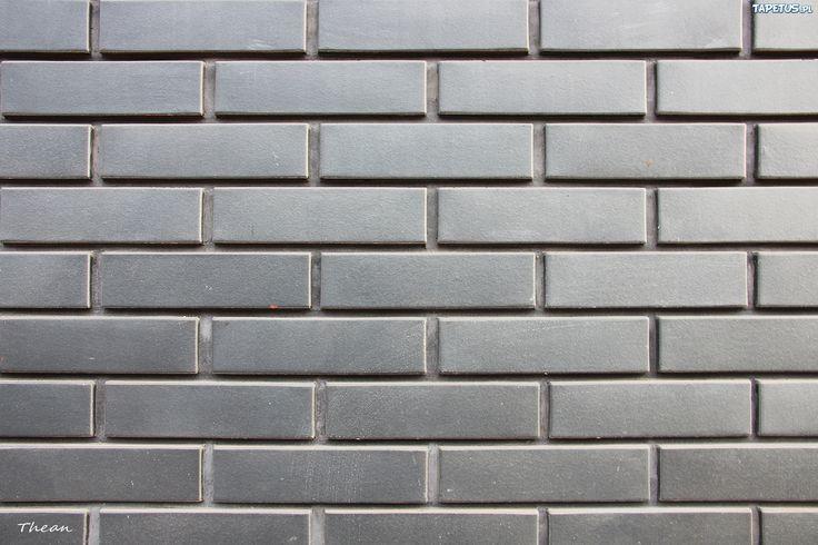 Ściana, Cegła, Mur