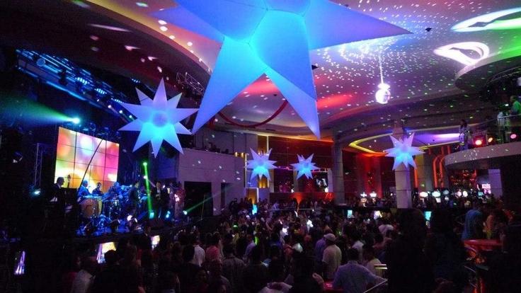 LED Stars www.atomic2.com