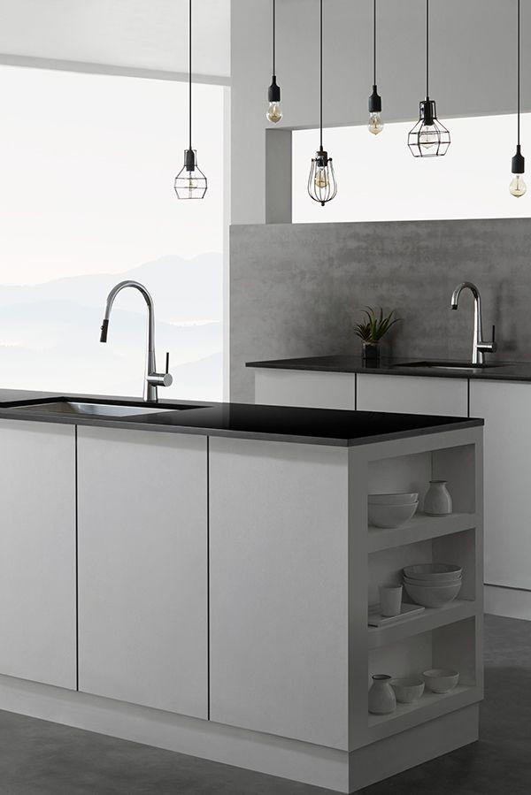 clean u0026 modern interior featuring kraus pax sink u0026 kraus pax - Kraus Sinks