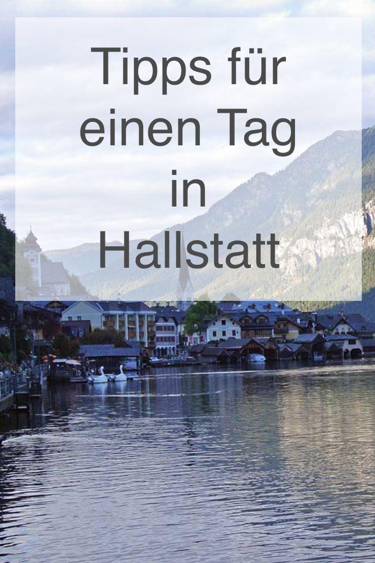Meine Tipps für einen Tag in Hallstatt findest du hier: https://www.christineunterwegs.com/reisen/oesterreich/reisen-hallstatt/