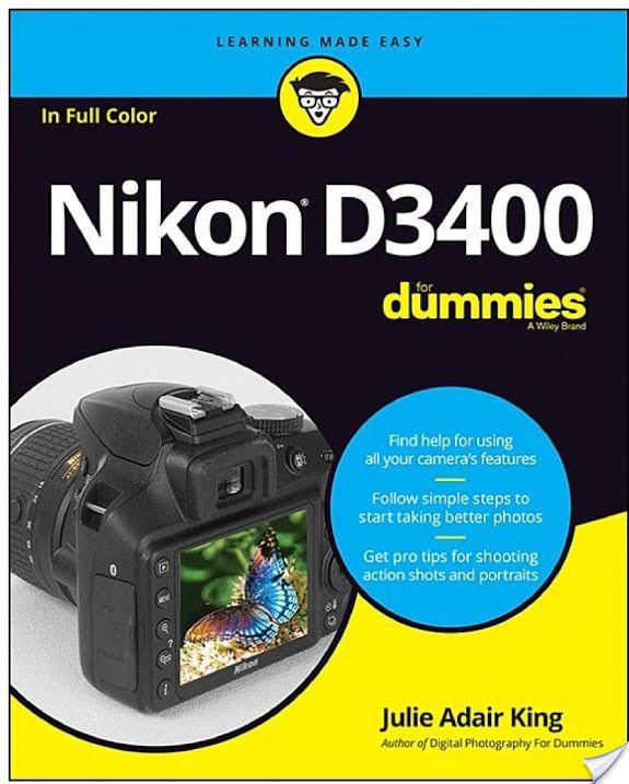 Digital SLR Cameras and Photography For Dummies - free PDF DJVU FB2 TXT