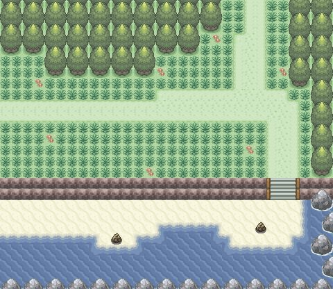 Pokémon Vortex v3 - Map Select