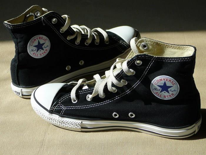 All star converse кеды