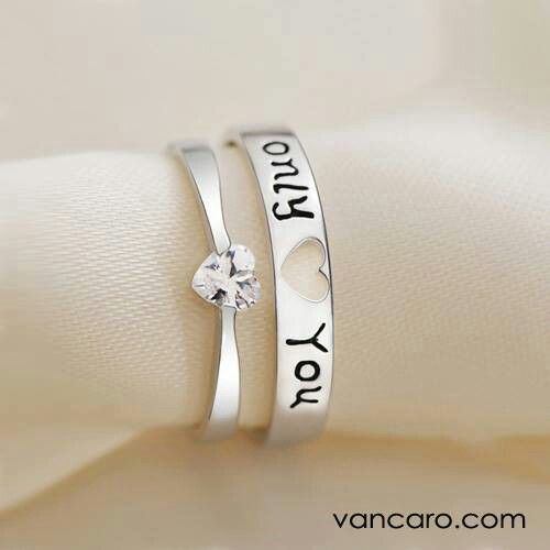 Love it.. like promise rings