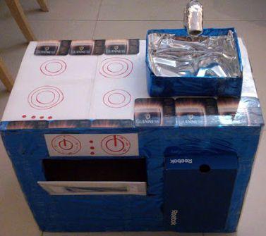 Oltre 25 fantastiche idee su cucina di cartone su - Cucina blu ikea ...