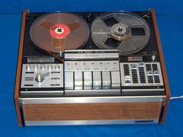 TK - TS 600 GRUNDIG