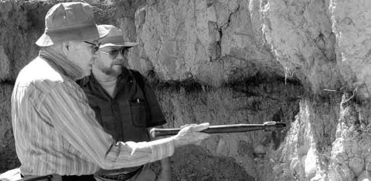 February 29 – Archeologist Vance Haynes