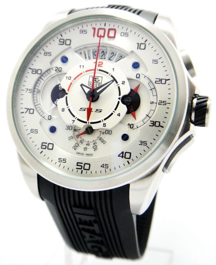 Tag heuer sls men watches pinterest tag heuer and tags for Tag heuer grand carrera mercedes benz sls limited edition price