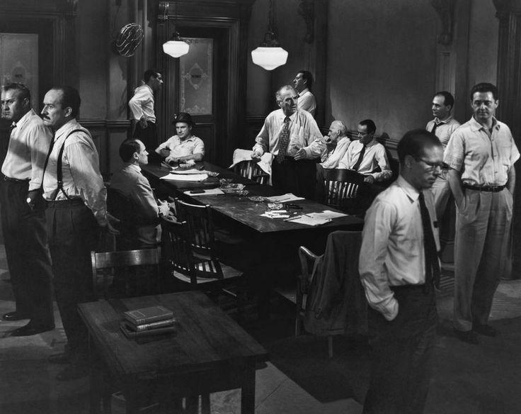 12 hombres sin piedad, 1957