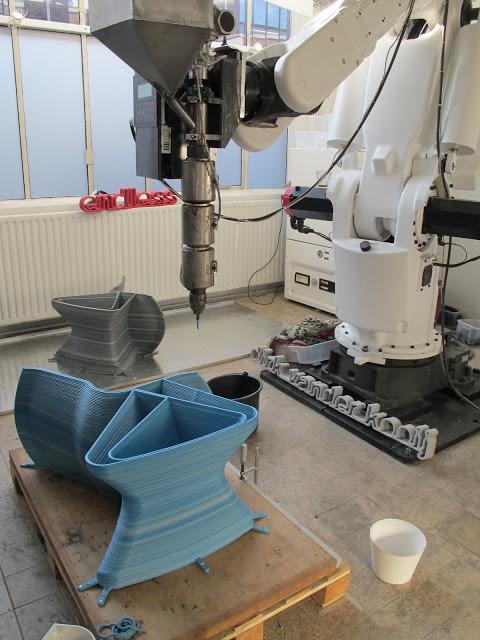 Dirk van der Kooij's chairs