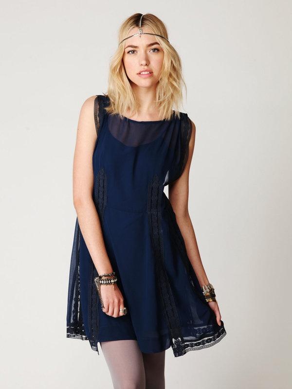 modern day flapper dress