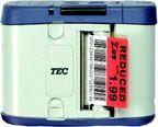 Impressora portátil de etiquetas autocolantes
