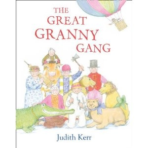 The Great Granny Gang: Amazon.co.uk: Judith Kerr: Books