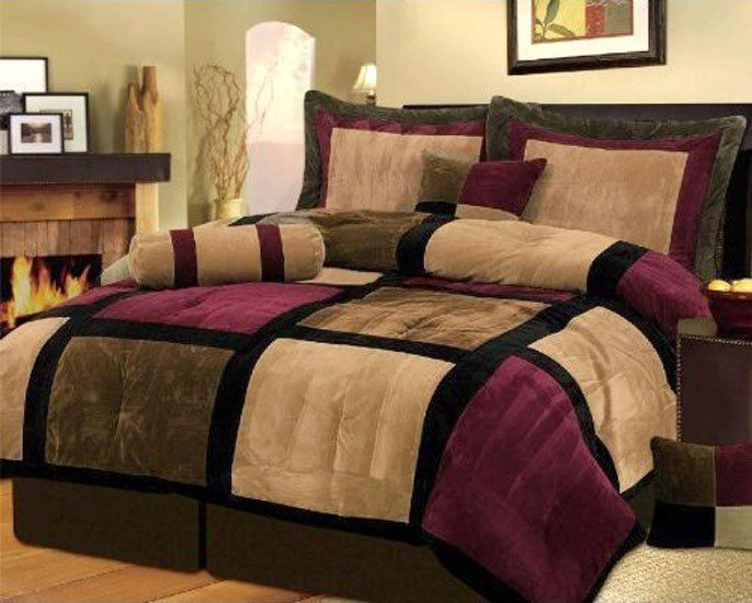 25+ Best Ideas About King Size Bedding Sets On Pinterest