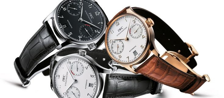 IWC Portuguese?  Yes please!