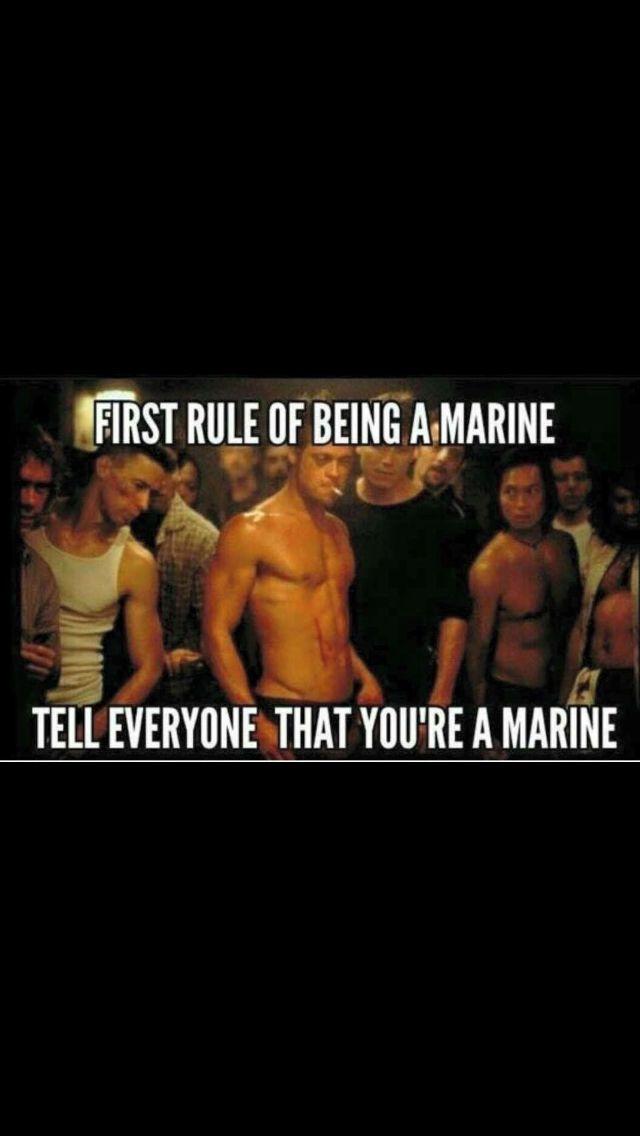 Marine Meme