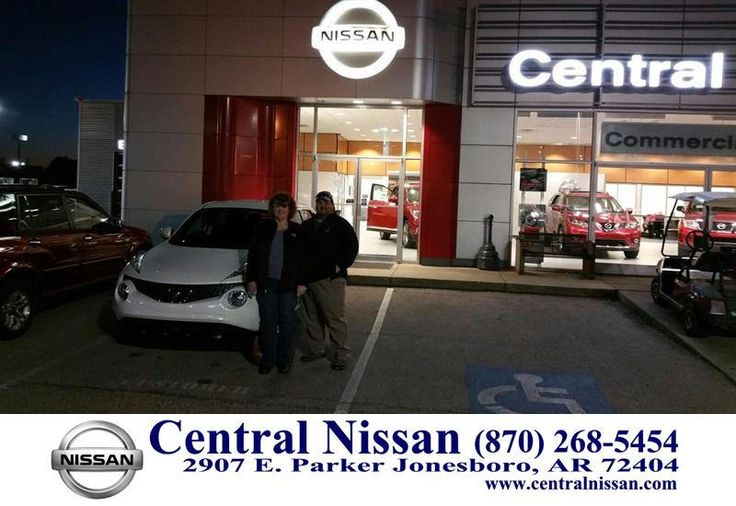 To Leah George From Bobby King At Central Nissan!