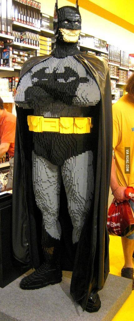 Lego Batman!- two of my favorite things, in one awesome thing!!