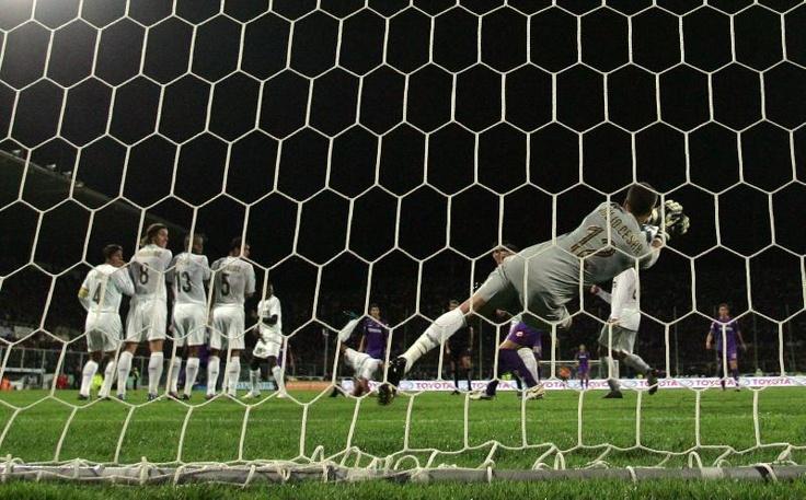 Julio Cesar Serie A Fiorentina-Inter