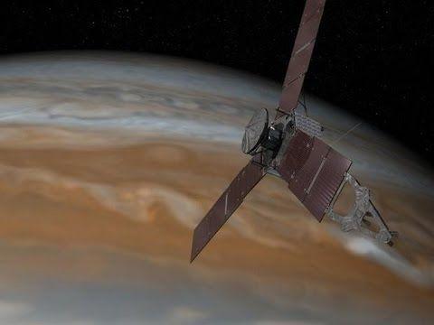 Transmissão ao vivo: Cobertura da chegada da Sonda Juno ao planeta Júpiter