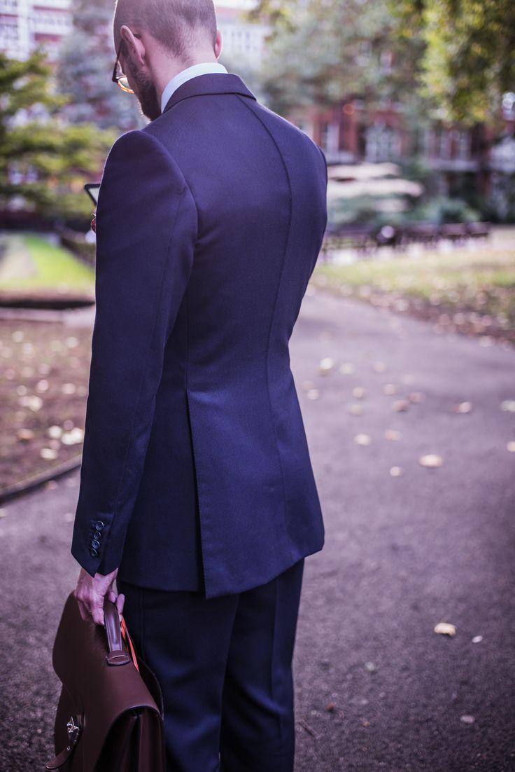 Chittleborough & Morgan suit: Part 4 - Permanent Style