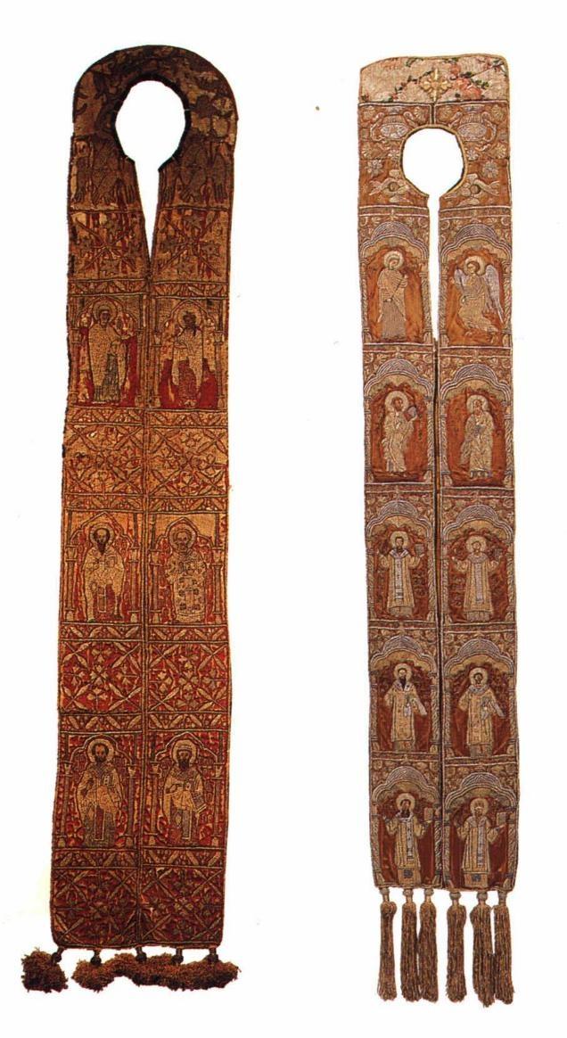 Orthodox stoles