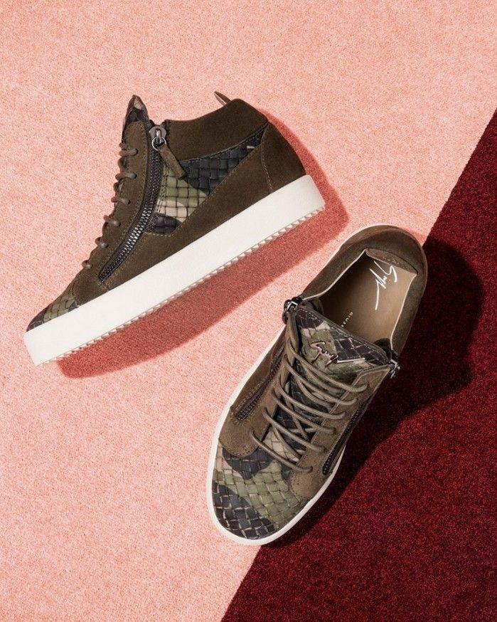 Giuseppe Zanotti Design CLAY | Buy ➜ https://shoespost.com/giuseppe-zanotti-design-clay/