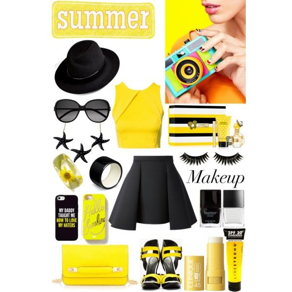 """summer"" by michellezee on Polyvore"