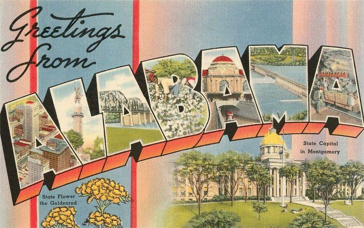 #salutida... Alabama