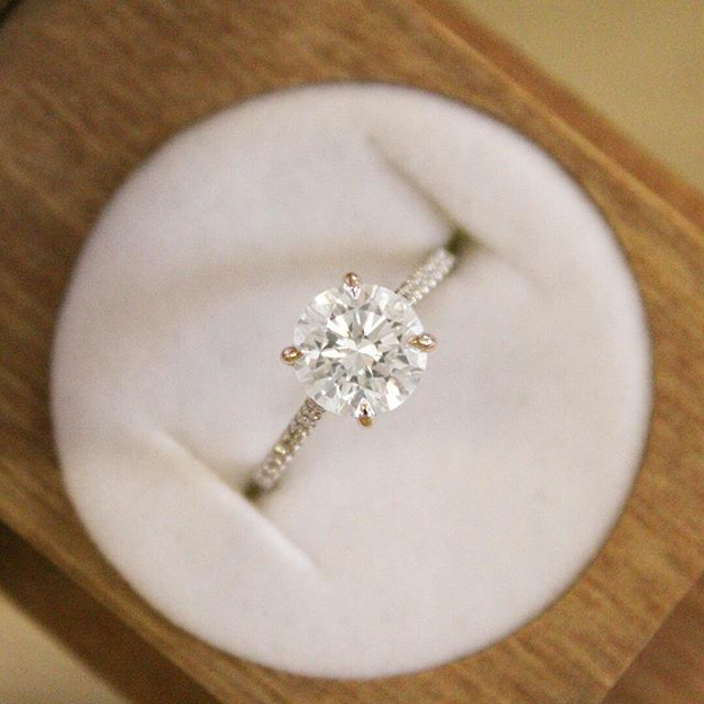 Lissome Diamond Ring