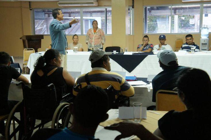 La mayor parte de los beneficiados con el proyecto son personas discapacitadas. Más de 300 migrantes retornados reciben capital semilla