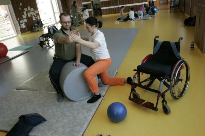 Centrum Paraple - Fotogalerie