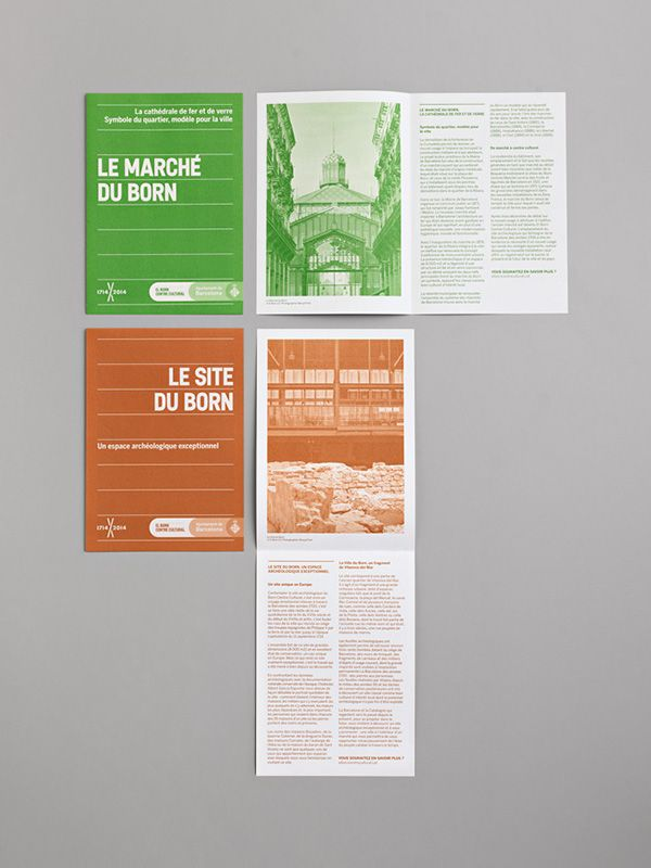 El Born CC on Behance