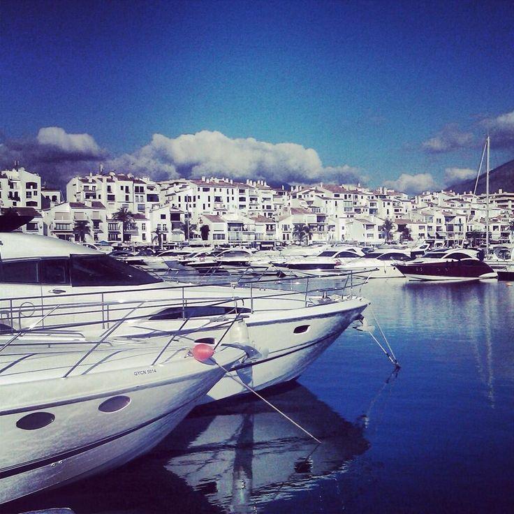 Puerto Banús (Marbella, Málaga), by @norikei_