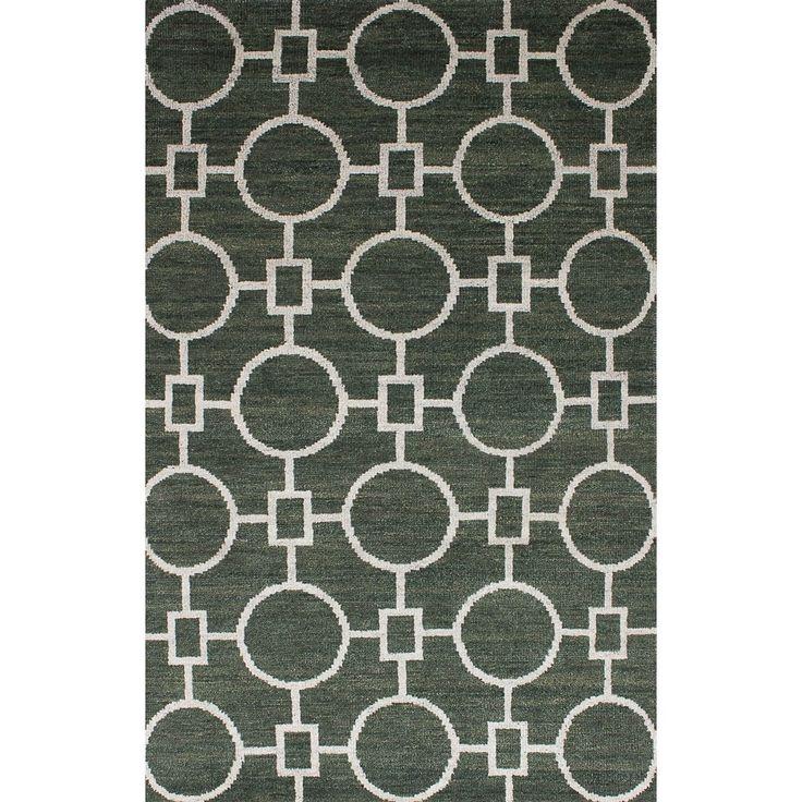ecarpetgallery Hand-Knotted La Seda Wool, Art Silk Rug