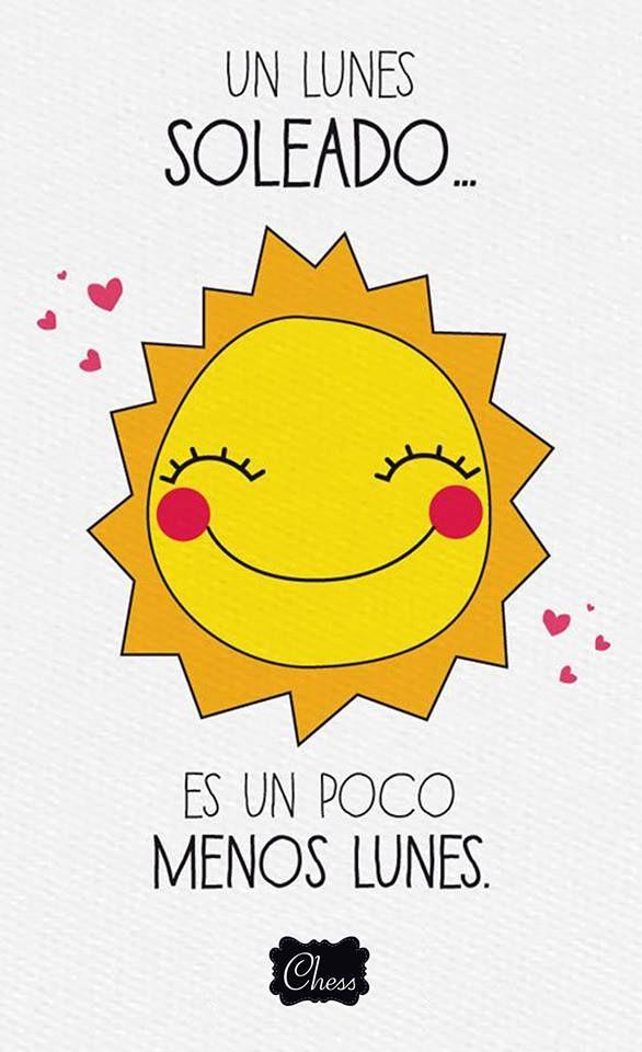 #Día #Sol #Sun #Sunny #Yellow #Monday #Smile