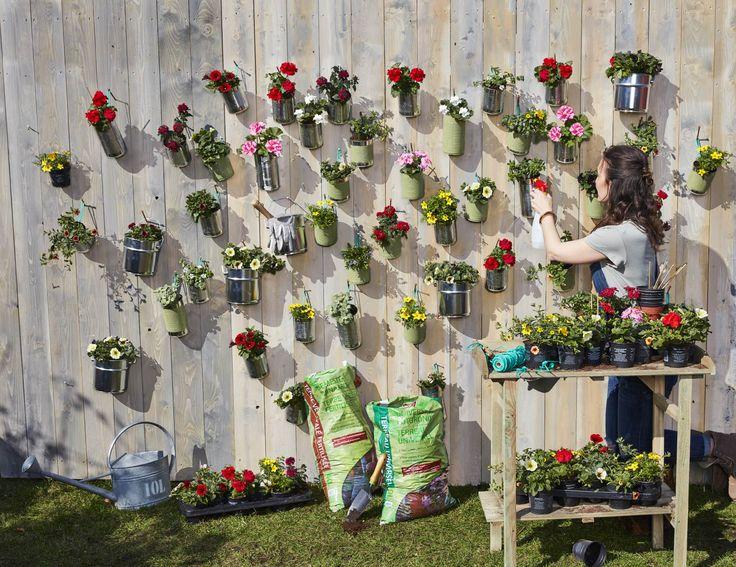 7 best maak van je huis je thuis images on pinterest 3c for Bloemen behang praxis