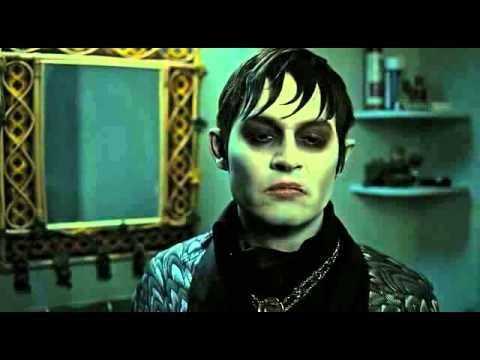 Dark Shadows movie clip (2) top of the world