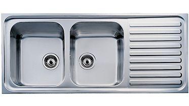 Teka Classic Double Bowl Kitchen Sink