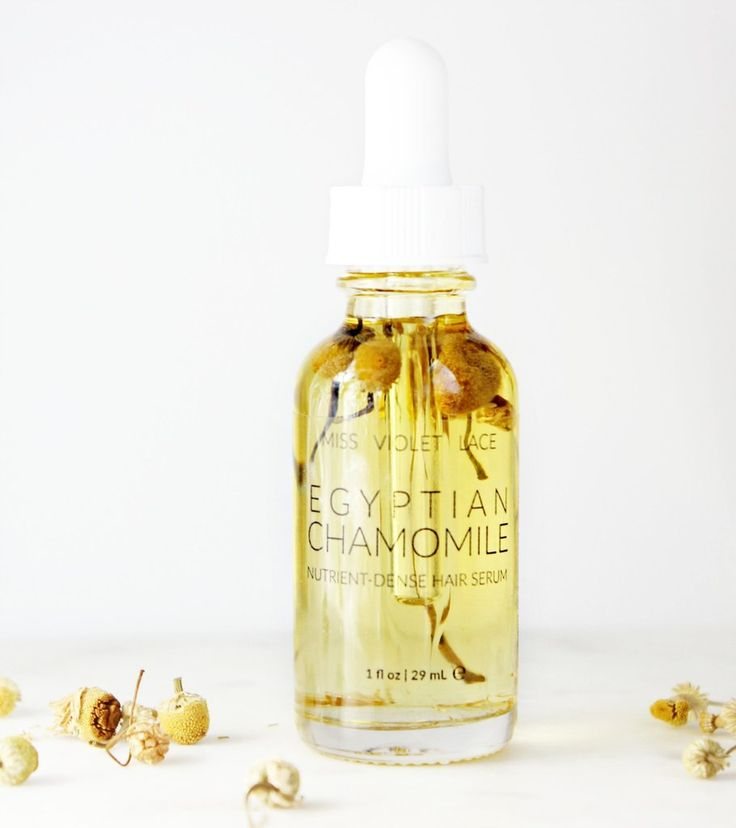 Egyptian Chamomile Hair Serum - TRAVEL SIZE