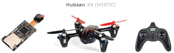 Hubsan X4 (H107C) Mini Quadcopter Review