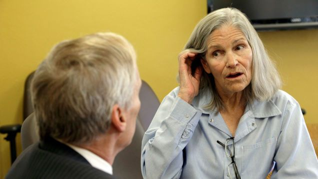 Manson Girl Leslie Van Houten to Get Hearing Regarding Her Age at Time of Crime
