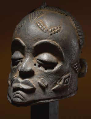 Luluwa Helmet Mask, Democratic Republic of the Congo