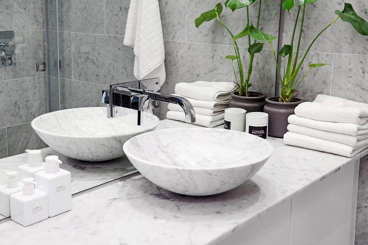 marmol carrara encimeras cocina estilo nórdico escandinavo electrodomésticos alta gama decoración cocinas nórdicas cocinas alta gama cocina blanca nordica moderna blog decoración nórdica