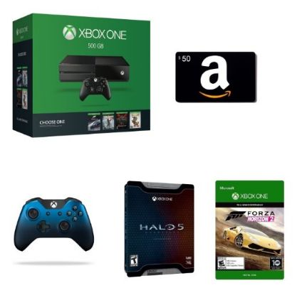 TODAY ONLY! Awesome XBOX ONE Bundle Deal For Prime Day + $50 Amazon Gift Card! Check This Out! - http://www.rakinginthesavings.com/today-only-awesome-xbox-one-bundle-deal-for-prime-day-50-amazon-gift-card-check-this-out/